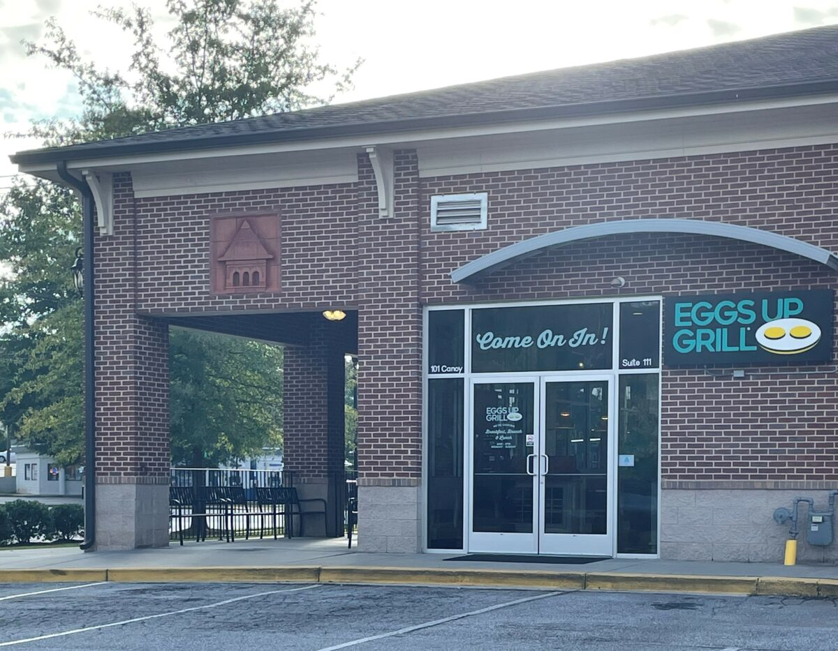 Eggs Up Grill Opens Clemson Restaurant in Tillman Village